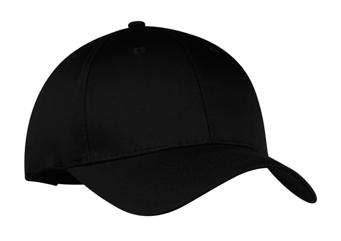 Port & Company ®  - Six-Panel Twill Cap.  CP80