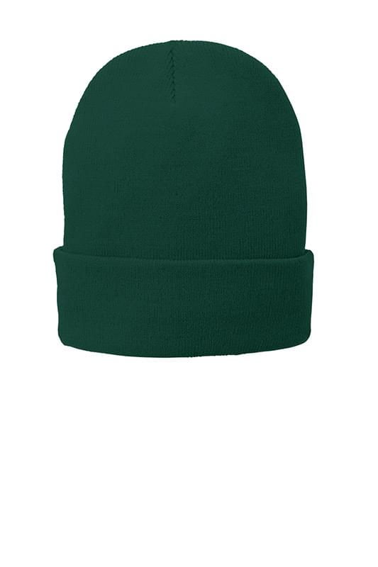 Port & Company ®  Fleece-Lined Knit Cap. CP90L