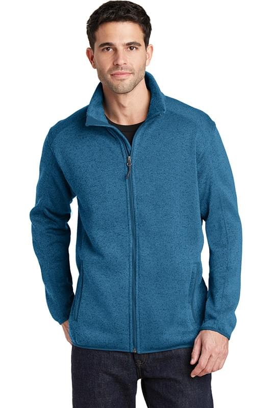 Port Authority ®  Sweater Fleece Jacket. F232