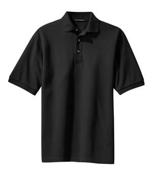 Port Authority ®  Heavyweight Cotton Pique Polo.  K420
