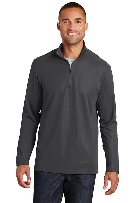 Port Authority ®  Pinpoint Mesh 1/2-Zip. K806