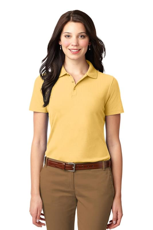 Port Authority ®  Ladies Stain-Resistant Polo. L510