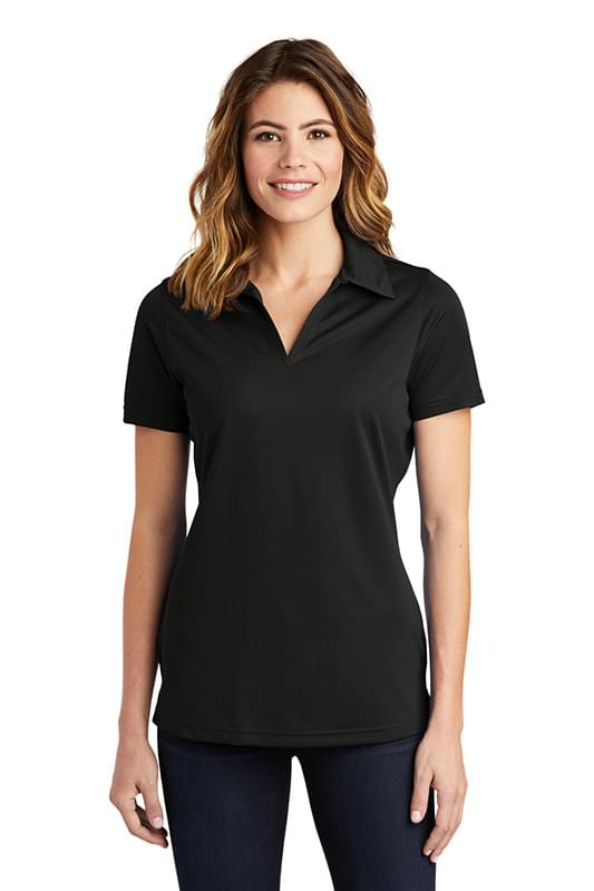 Sport-Tek ®  Ladies PosiCharge ®  Active Textured Polo. LST690