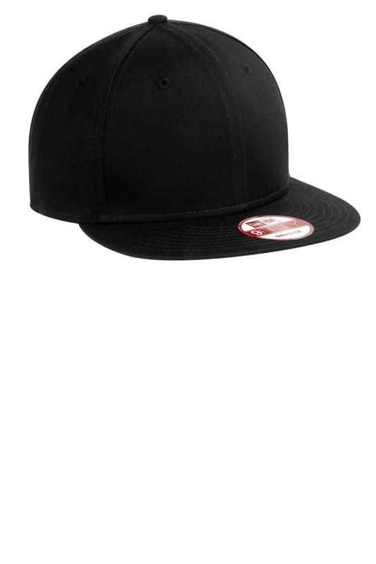 New Era ®  - Flat Bill Snapback Cap. NE400