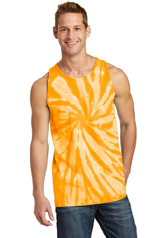 Port & Company ®  Tie-Dye Tank Top.  PC147TT