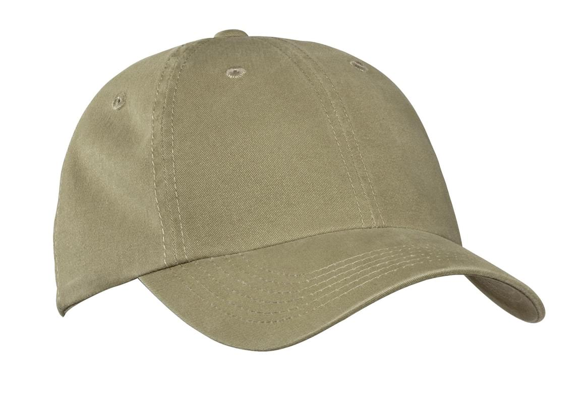 Port Authority ®  Garment-Washed Cap.  PWU