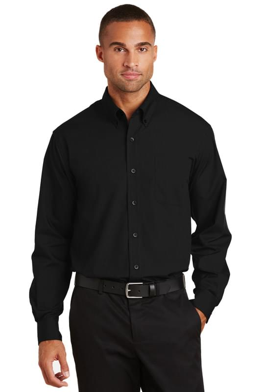 Port Authority ®  Long Sleeve Value Poplin Shirt. S632