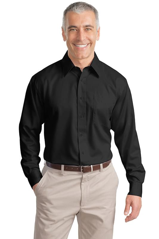 Port Authority ®  Tall Non-Iron Twill Shirt. TLS638