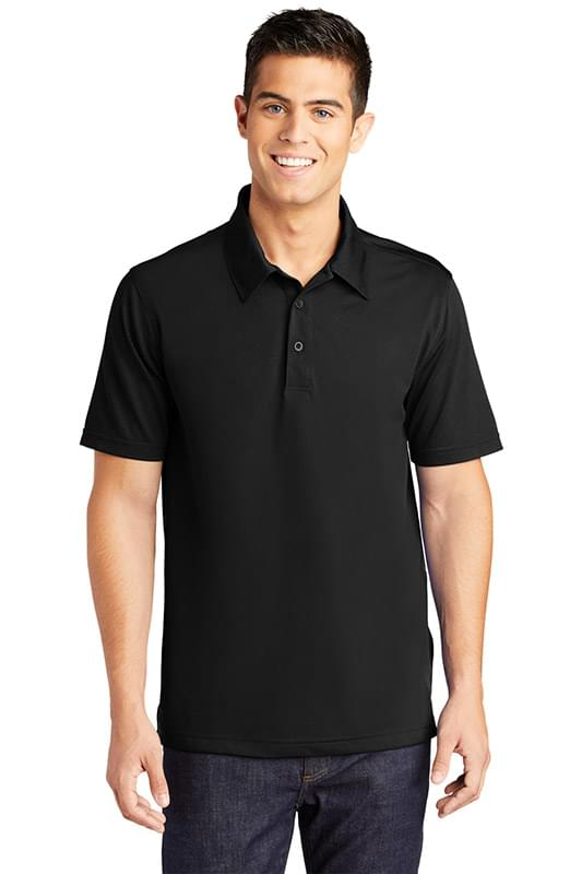 Sport-Tek ®  PosiCharge ®  Active Textured Polo. ST690