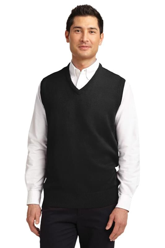 Port Authority ®  Value V-Neck Sweater Vest. SW301
