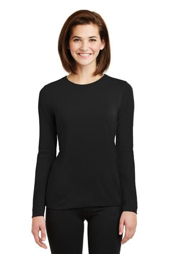 Gildan ®  Ladies Gildan Performance ®  Long Sleeve T-Shirt. 42400L