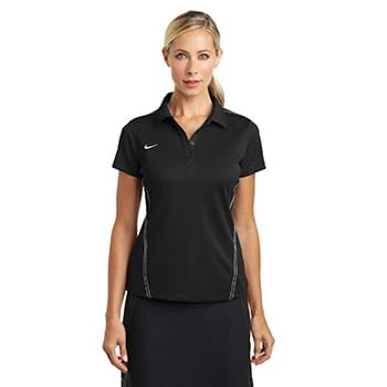 Nike Golf Ladies Dri-FIT Sport Swoosh Pique Polo. 452885