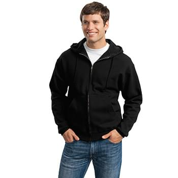 JERZEES ®  Super Sweats ®  NuBlend ®  - Full-Zip Hooded Sweatshirt.  4999M