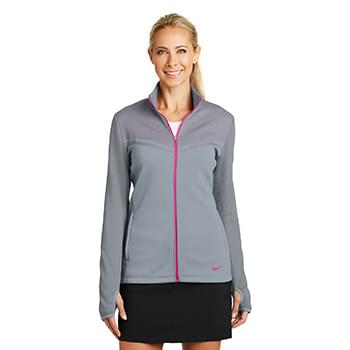 Nike Golf Ladies Therma-FIT Hypervis Full-Zip Jacket. 779804