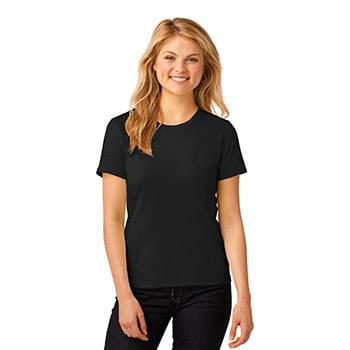 Anvil ®  Ladies 100% Ring Spun Cotton T-Shirt. 880