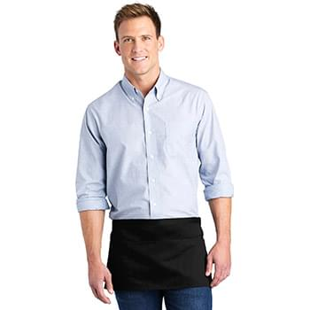 Port Authority  ®  Three-Pocket Waist Apron. A602