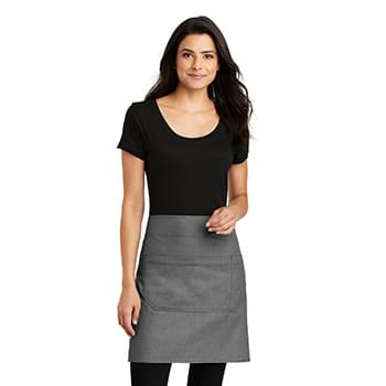 Port Authority  ®  Market Half Bistro Apron. A801