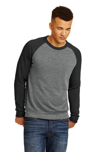 Alternative Champ Colorblock Eco ™ -Fleece Sweatshirt. AA32022