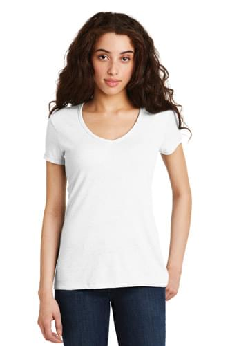 Alternative ®  The Keepsake V-Neck Vintage 50/50 Tee. AA5056