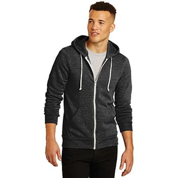 Alternative  Rocky Eco ™ -Fleece Zip Hoodie. AA9590