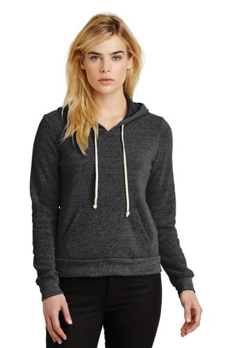 Alternative Women's Athletics Eco ™ -Fleece Pullover Hoodie. AA9596