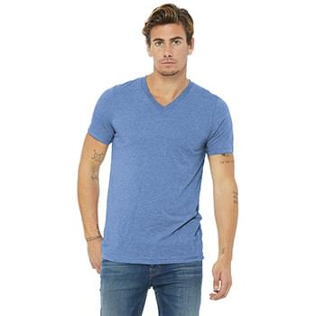 BELLA+CANVAS  ®  Unisex Triblend Short Sleeve V-Neck Te. BC3415