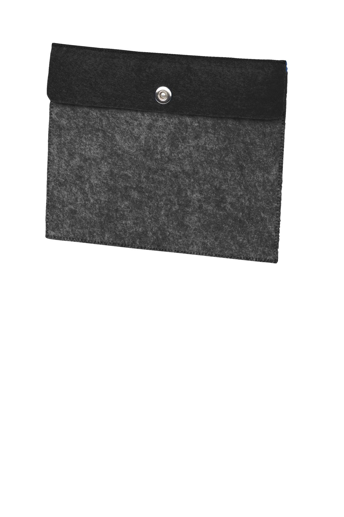 Port Authority ®  Felt Tablet Sleeve. BG653S