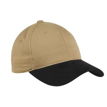 Port Authority ®  Two-Tone Brushed Twill Cap.  C815