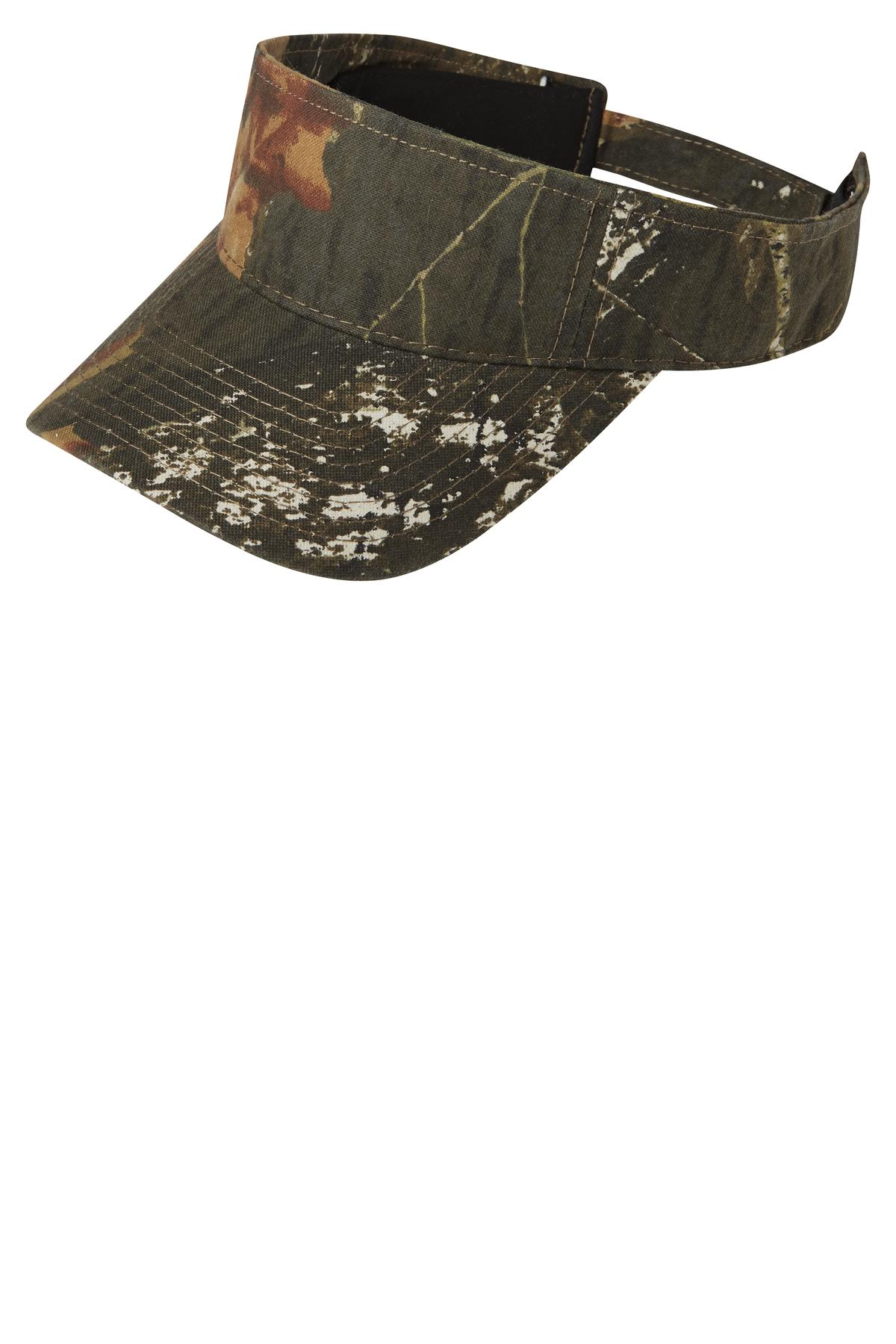 Port Authority ®  Camouflage Visor. C822