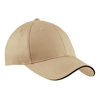 Port & Company ®  - Sandwich Bill Cap.  CP85
