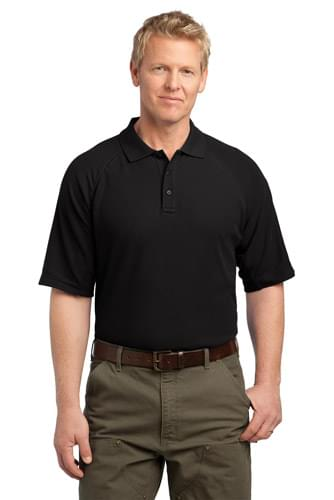 CornerStone ®  - EZCotton™ Tactical Polo. CS414