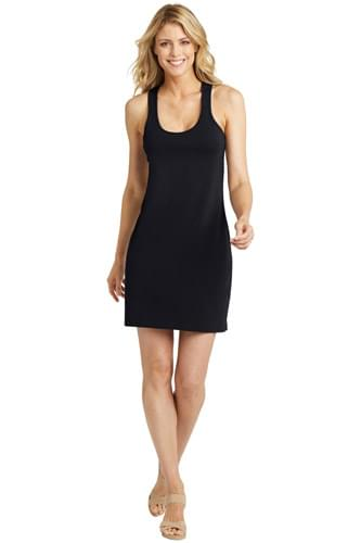 District Made ®  Ladies 60/40 Racerback Dress. DM423