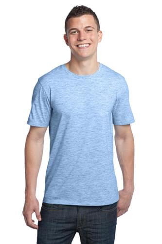 District ®  - Young Mens Extreme Heather Crew Tee DT1000