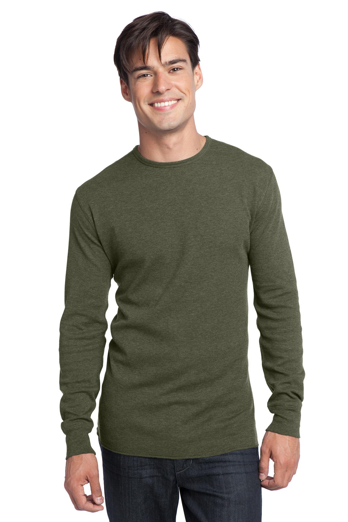District ®  - Young Mens Long Sleeve Thermal.  DT118