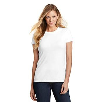 District  ®  Women's Fitted Perfect Tri  ®  Tee. DT155