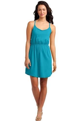 District ®  Juniors Strappy Dress. DT223