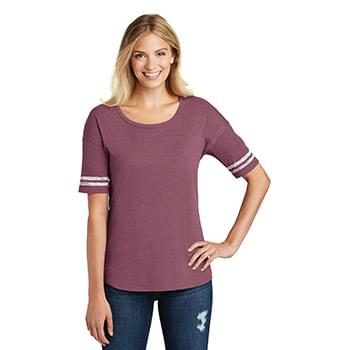 District Made  ®  Ladies Scorecard Tee. DT487