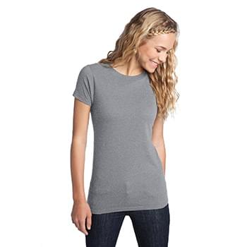 District ®  Women's Fitted The Concert Tee ®  DT5001
