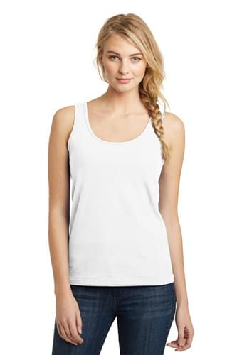 District ®  Juniors The Concert Tank ® . DT5301