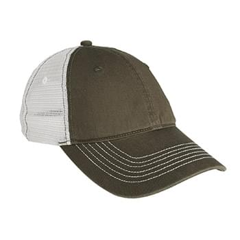 District ®  - Mesh Back Cap. DT607