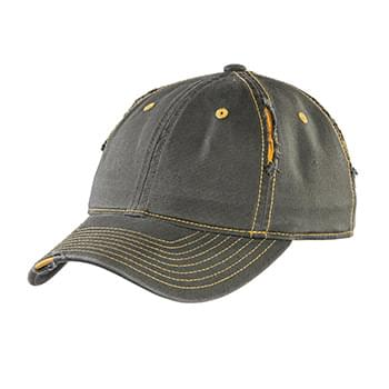 District ®  - Rip and Distressed Cap DT612