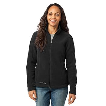 Eddie Bauer ®  - Ladies Full-Zip Fleece Jacket. EB201