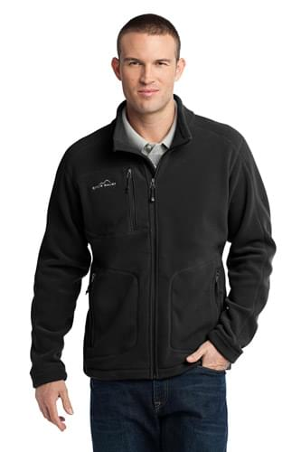 Eddie Bauer ®  - Wind-Resistant Full-Zip Fleece Jacket. EB230