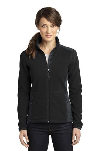 Eddie Bauer ®  Ladies Full-Zip Sherpa Fleece Jacket. EB233
