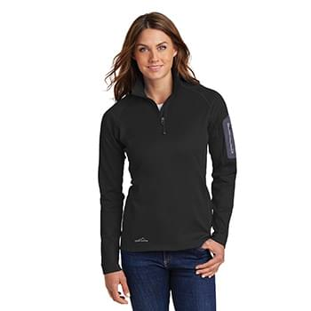 Eddie Bauer ®  Ladies 1/2-Zip Performance Fleece. EB235