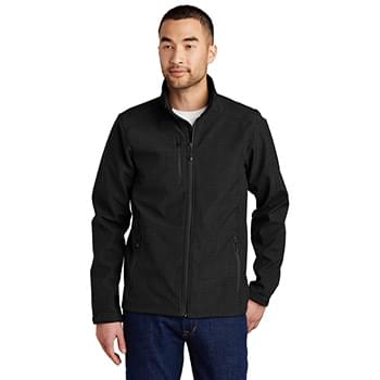 Eddie Bauer ®  Shaded Crosshatch Soft Shell Jacket. EB532