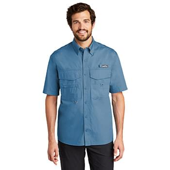 Eddie Bauer ®  - Short Sleeve Fishing Shirt. EB608
