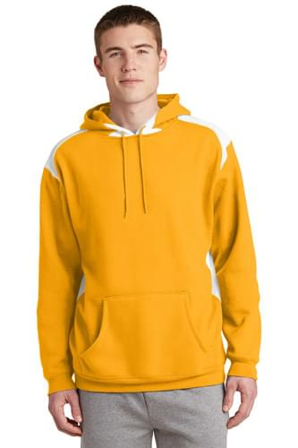 Sport-Tek ®  Pullover Hooded Sweatshirt with Contrast Color. F264