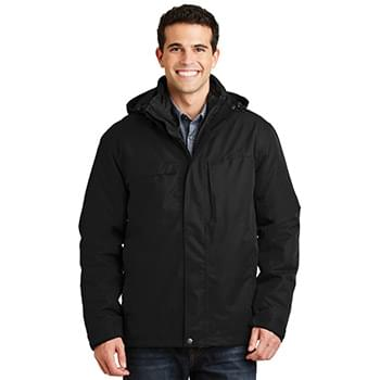 Port Authority ®  Herringbone 3-in-1 Parka. J302