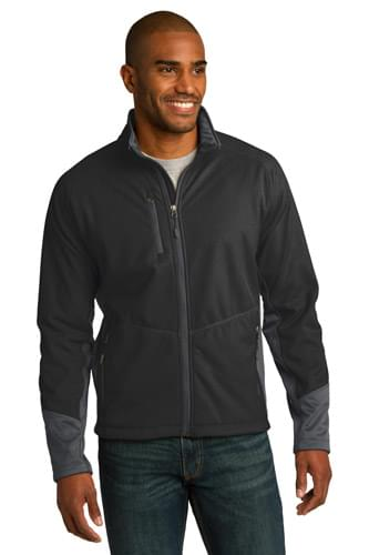 Port Authority ®  Vertical Soft Shell Jacket. J319